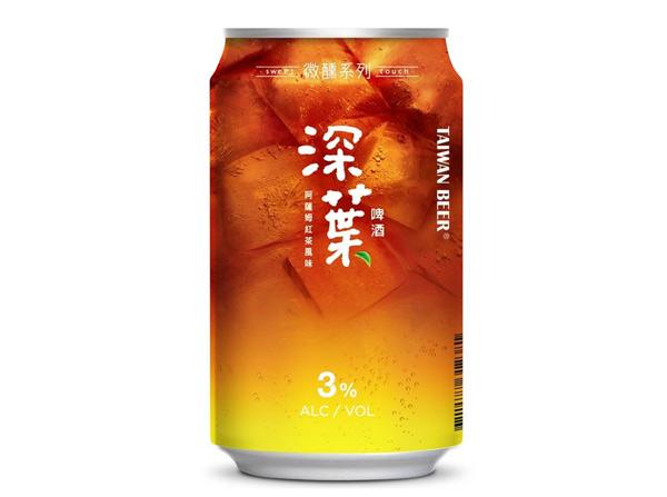 台啤微醺系列新品深叶啤酒隆重上市!