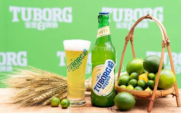 乐堡白啤,一款源自欧洲配方的小麦白啤