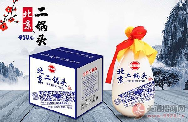 畅饮北京二锅头酒新品上市
