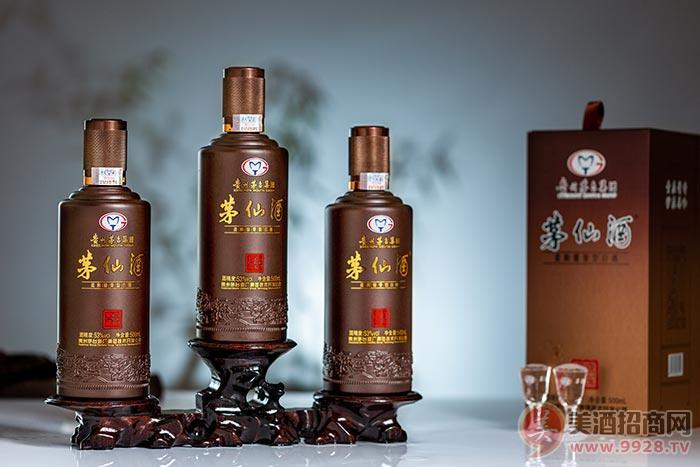 茅仙酒・京玉窖藏