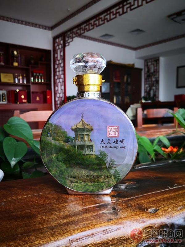 甘�C印象文化收藏酒