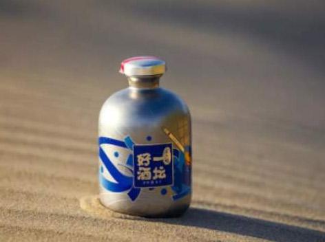 """中国首款""""太空白酒""""诞生了!一坛好酒,一飞冲天"""
