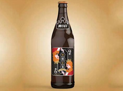 啤小白精酿原浆啤酒新酒上市,优势众多,诚招代理加盟!