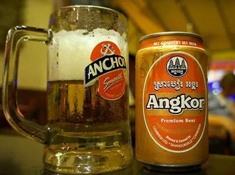 柬埔寨Cambrew推出改良版吴哥啤酒