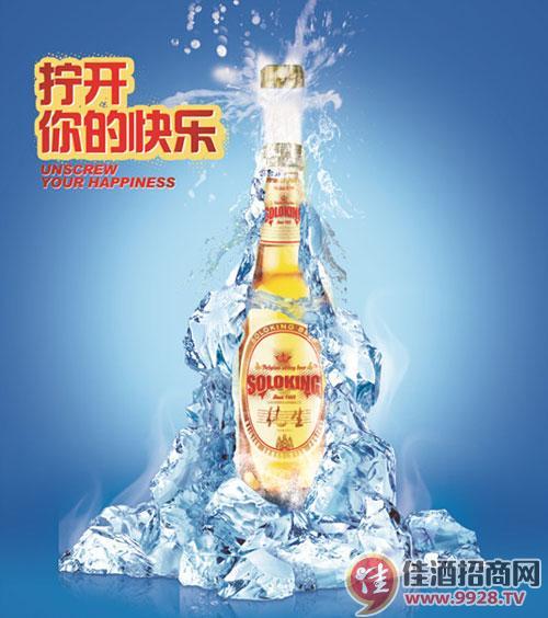 斯洛克啤酒330ml
