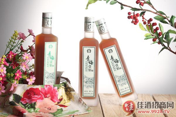 壹佰酒业青梅酒