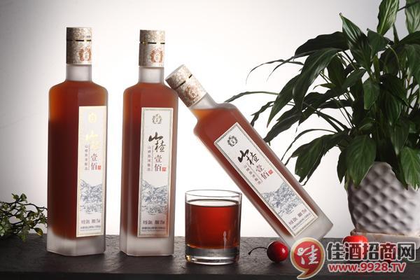 壹佰酒业山楂酒