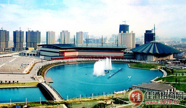 郑州国际会展中心是什么样的?