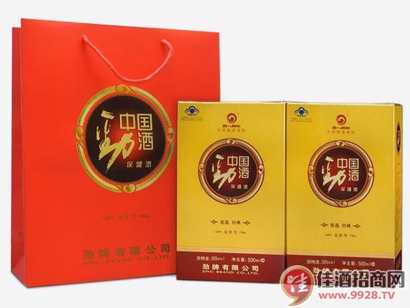 500ml35度中国劲酒优选经典礼盒