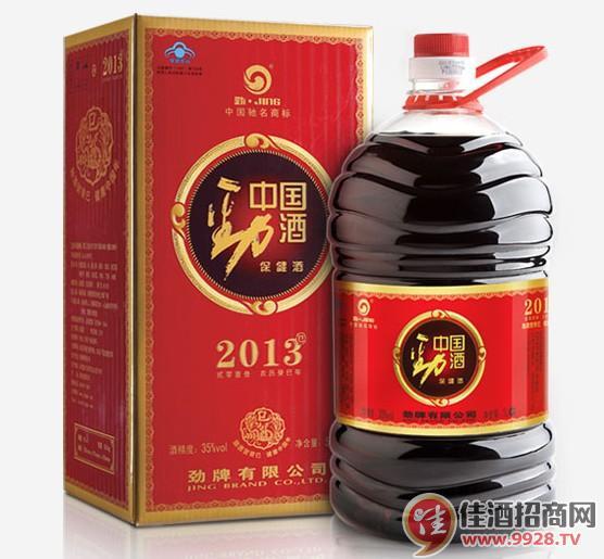 5L35度中国劲酒