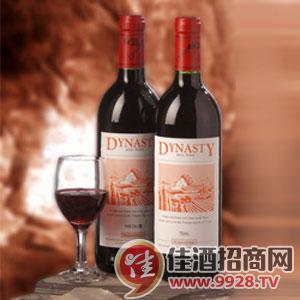 朝干红葡萄酒