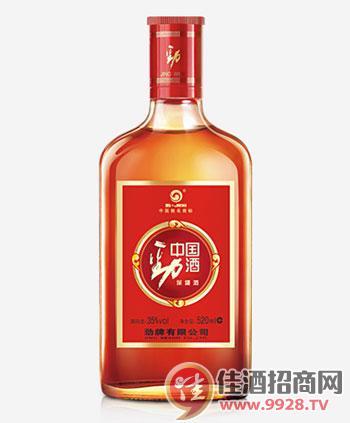 520ml35度中国劲酒