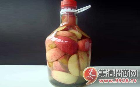 苹果酒简要制作方法