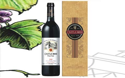 容易代理的法国红酒品牌