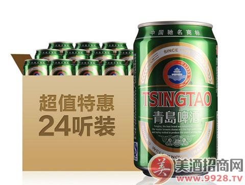 【图文】春节到 青岛啤酒多少钱一瓶?