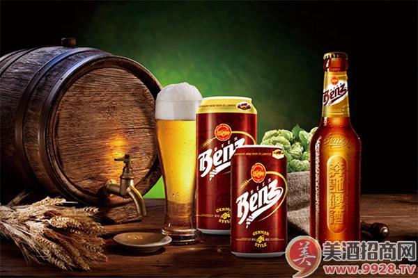 德国奔驰啤酒