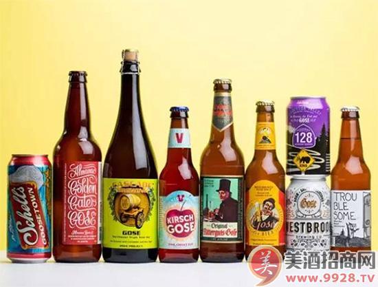 特色精酿啤酒成年轻消费者新宠