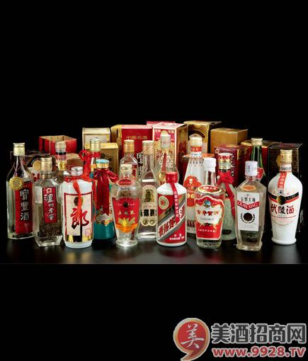 中国品牌白酒