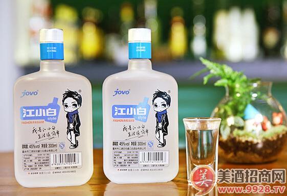 江小白小酒45度300ml