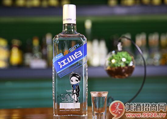 江小白小酒40度500ml