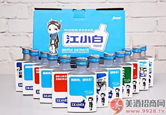 江小白小酒礼盒100mlx12瓶
