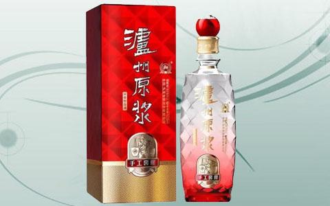 泸州原浆酒系列产品品鉴图