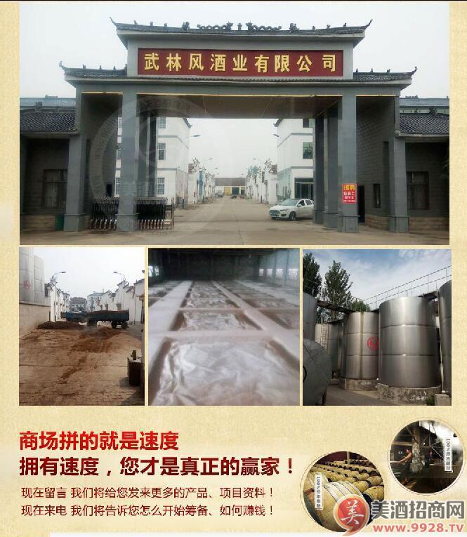 武林风酒业