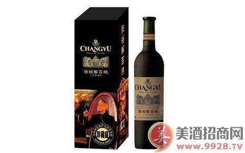张裕葡萄酒品牌价值_