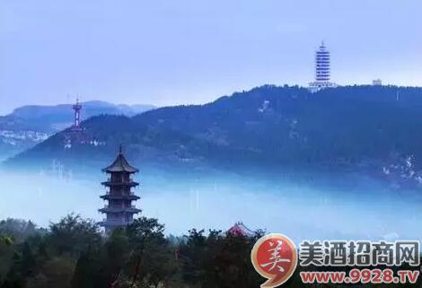 原山国家森林公园位于山东省淄博市博山城区西南部,于 1992 年经