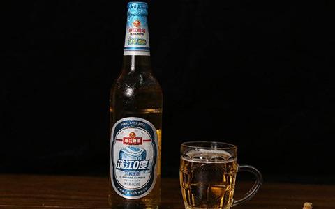 珠江啤酒一季度营收和净利双增长
