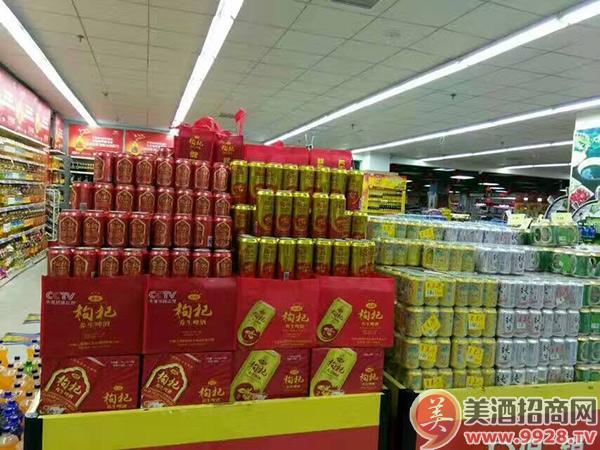 华联超市陈列
