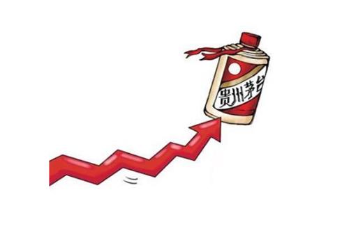 贵州茅台股价再创新高,总市值达到6000亿元