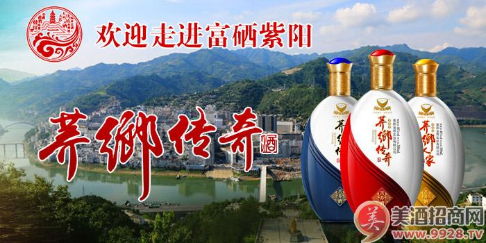 紫阳县全景图