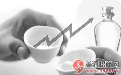 白酒板块表现抢眼 山西汾酒涨逾5%贵州茅台再创新高