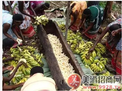 香蕉酒制作方法