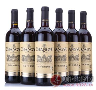 张裕干红葡萄酒价格
