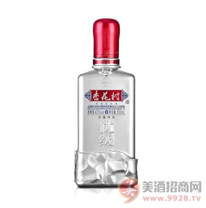 42°汾酒集团优级杏花村酒500ml价格