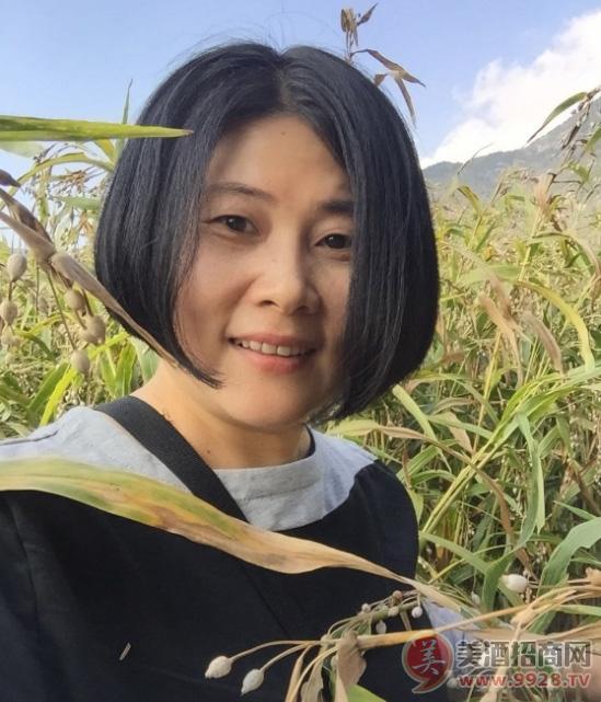 武夷龙薏米酒创始人陈月儿