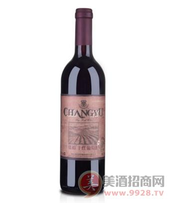 张裕红酒价格