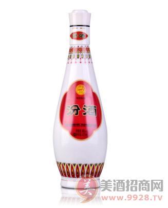 48°乳玻瓶汾酒475ml价格