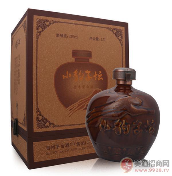 茅台集团小豹子坛酒