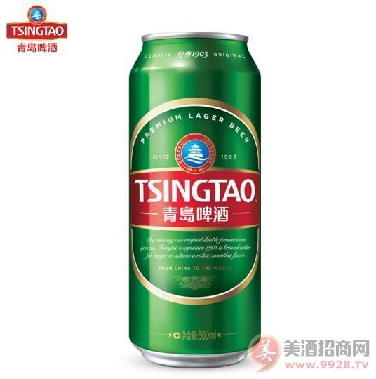 青岛啤酒扬州公司产品再升级易拉罐项目落地
