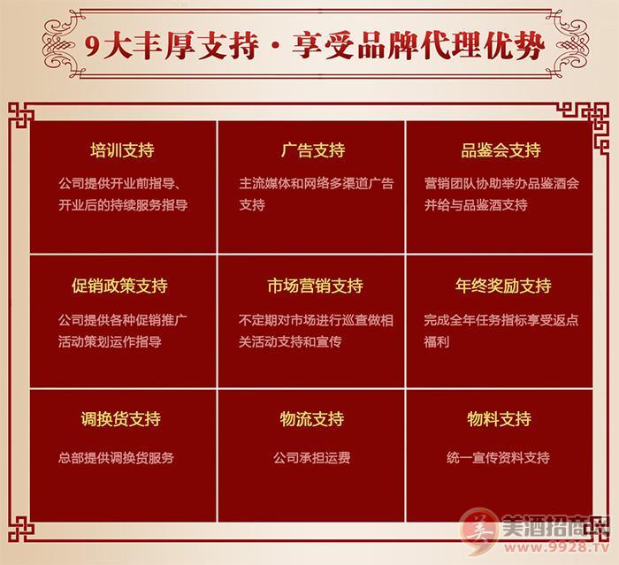 广州品酱食品有限公司招商政策