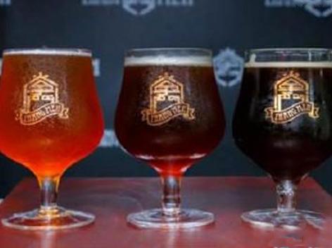 掌 门精酿啤酒推出3款泥煤风味新品