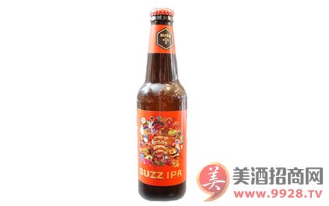 蜂狂精酿啤酒,更适合畅饮!