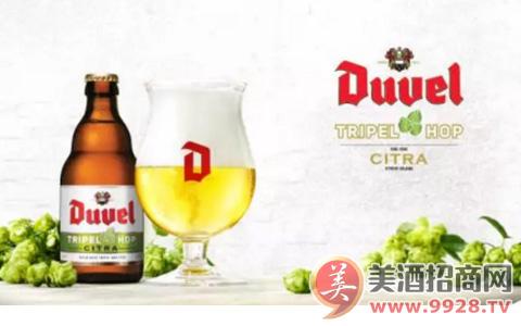 督威三花啤酒,比利时风格的烈性爱尔啤酒!