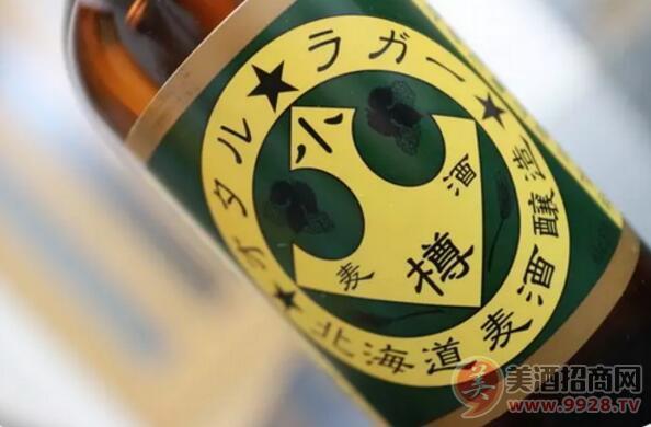 小樽麦酒,来自北海道的佳酿