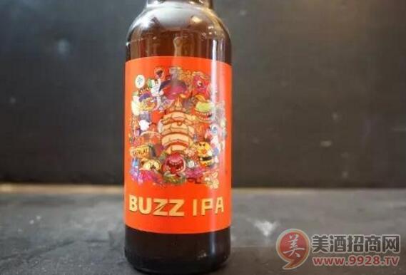 蜂狂精酿啤酒,更适合畅饮