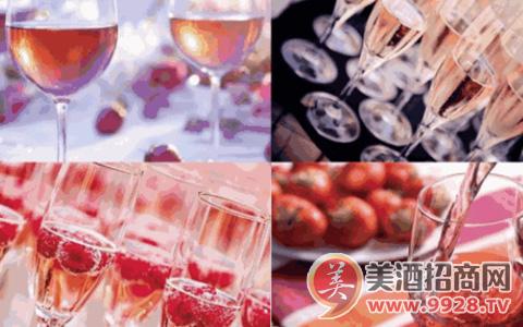 拉薇安桃红葡萄酒 有颜值非要靠才华!