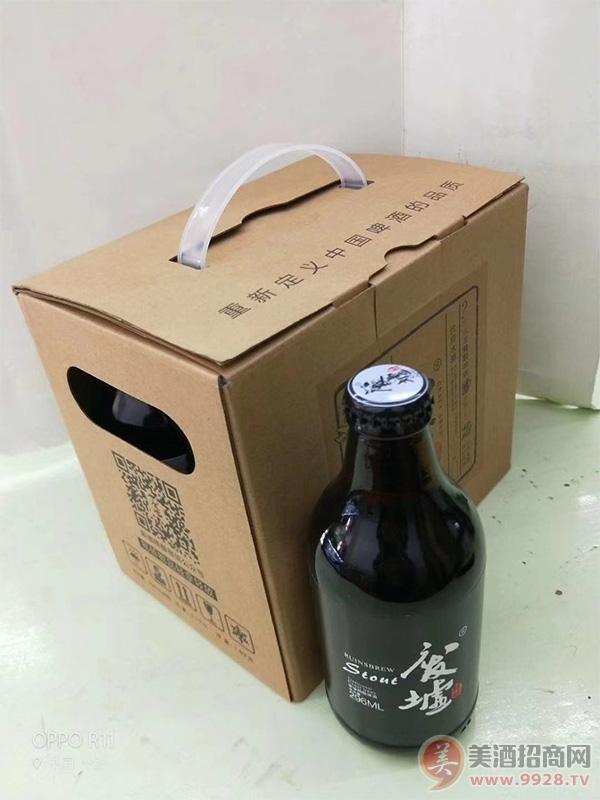 废墟精酿啤酒 属于你的终点与新生